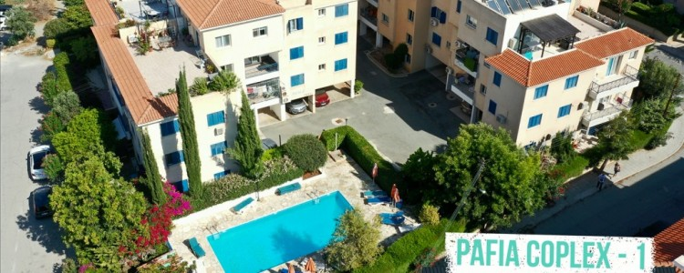 Pafia Apartments - Kato Paphos - Cyprus