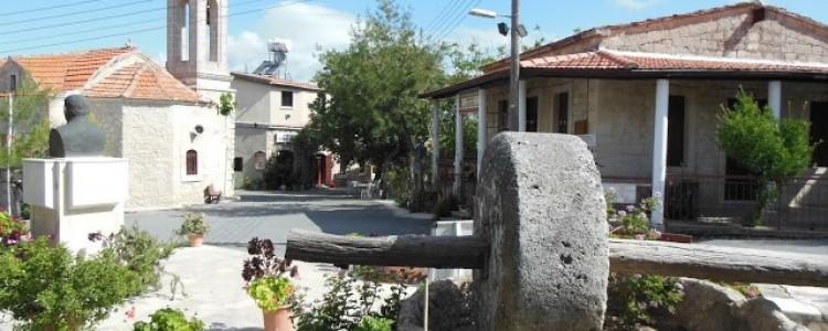 Fyti Village in Paphos