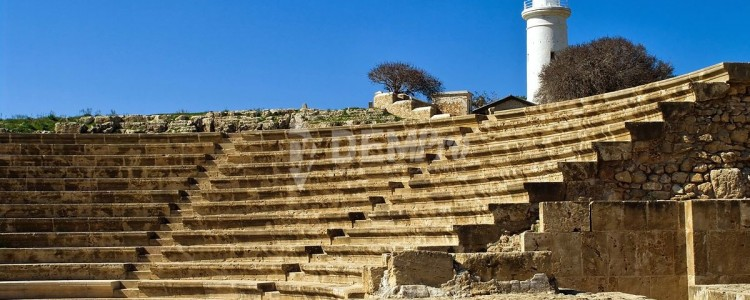 Paphos Ancient Odeon