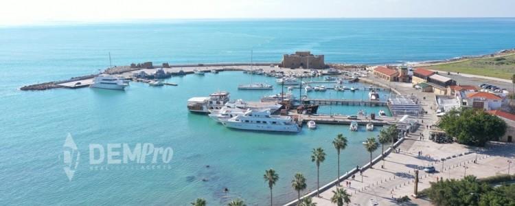 Paphos Harbour - Cyprus