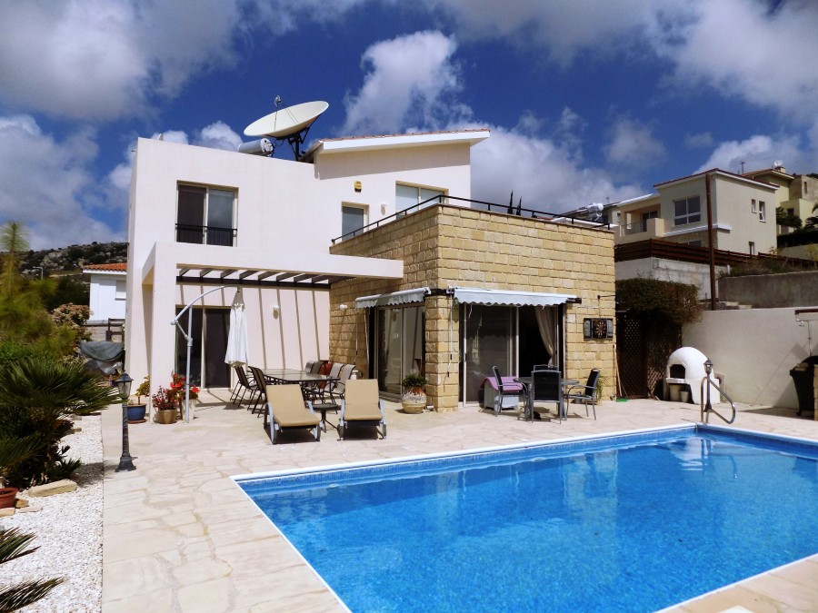 For Sale 3 Bedroom Villa in Yeroskipou