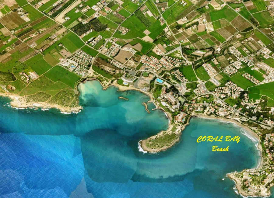 Agricultural Land For Sale in Peyia - Coral Bay