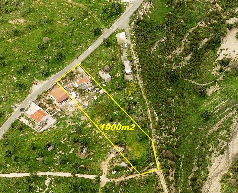 For Sale Residential Plot in Peyia