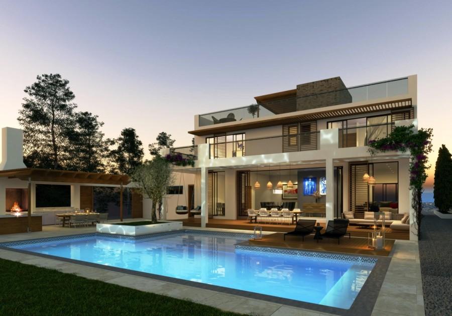 For Sale 5 Bedroom Villa in Cape Greko - Protaras