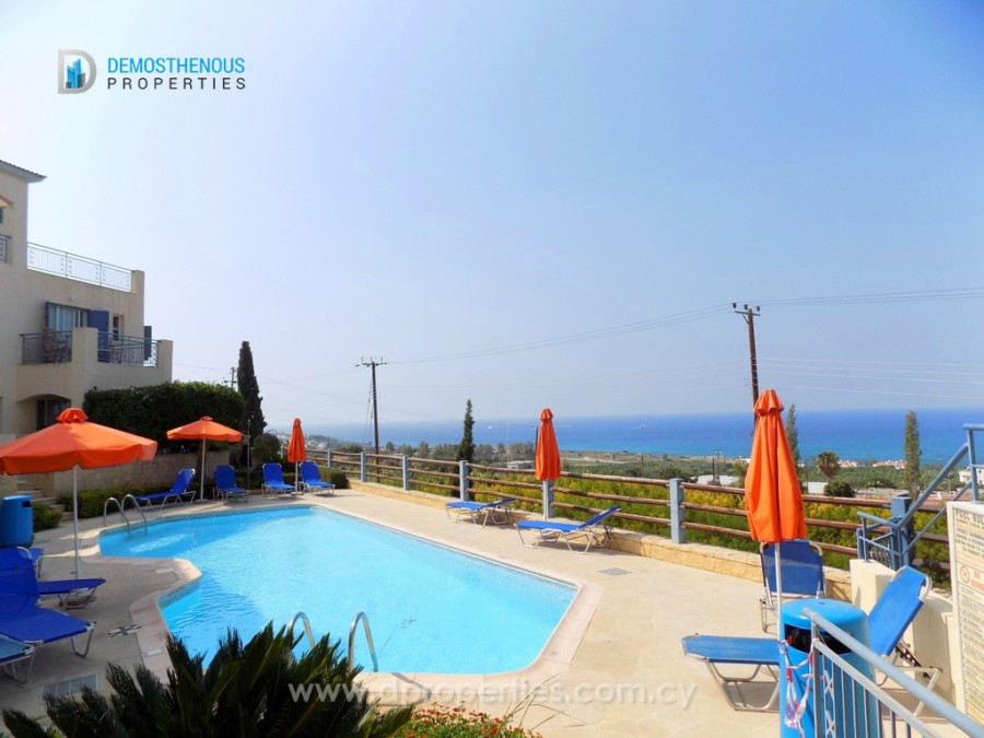 For Sale 2 Bedroom Town House in Kissonerga