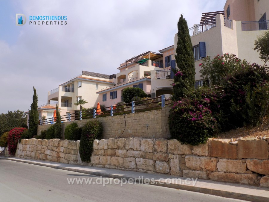 Town house for sale in kissonerga paphos dp389 for Full house house for sale