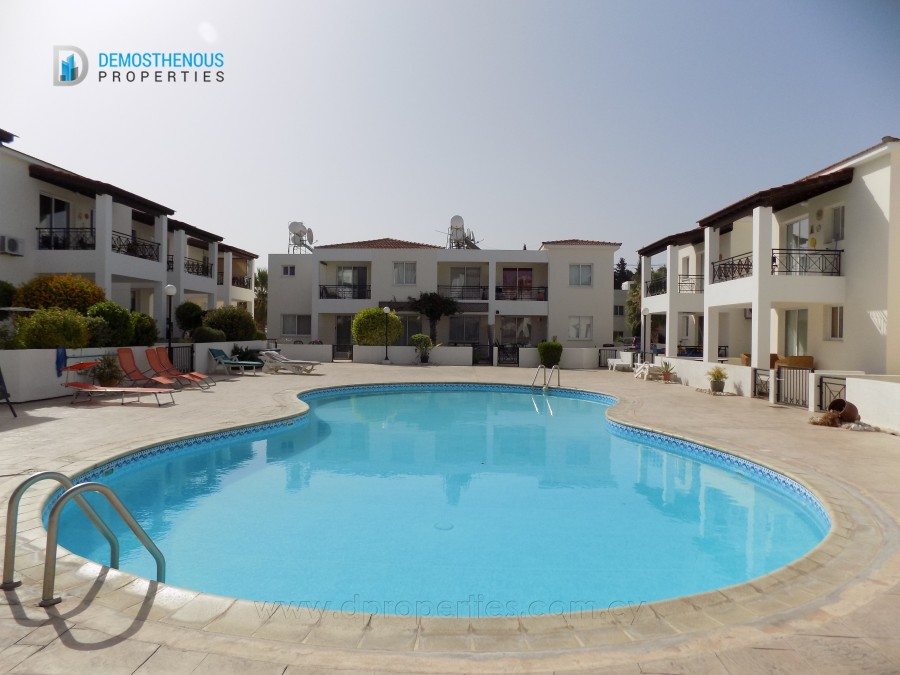 For Sale 2 Bedroom Apartment in Kato Paphos - Universal