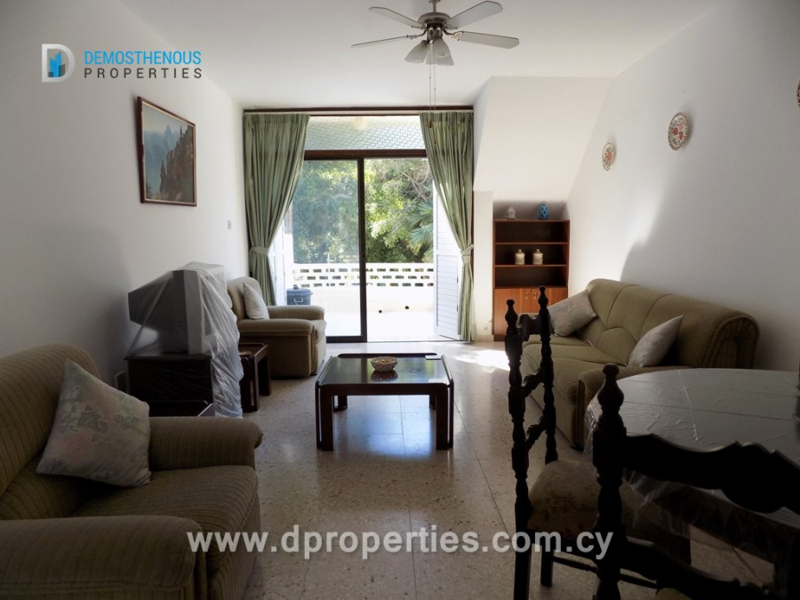 2 Bedroom Apartment in Kato Paphos