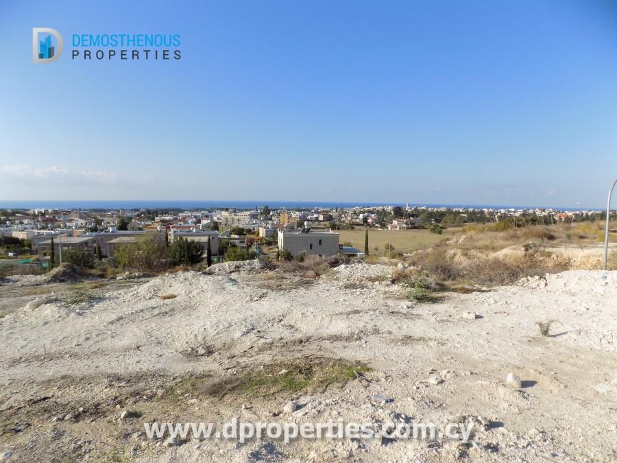 For Sale Residential Plot in Yeroskipou
