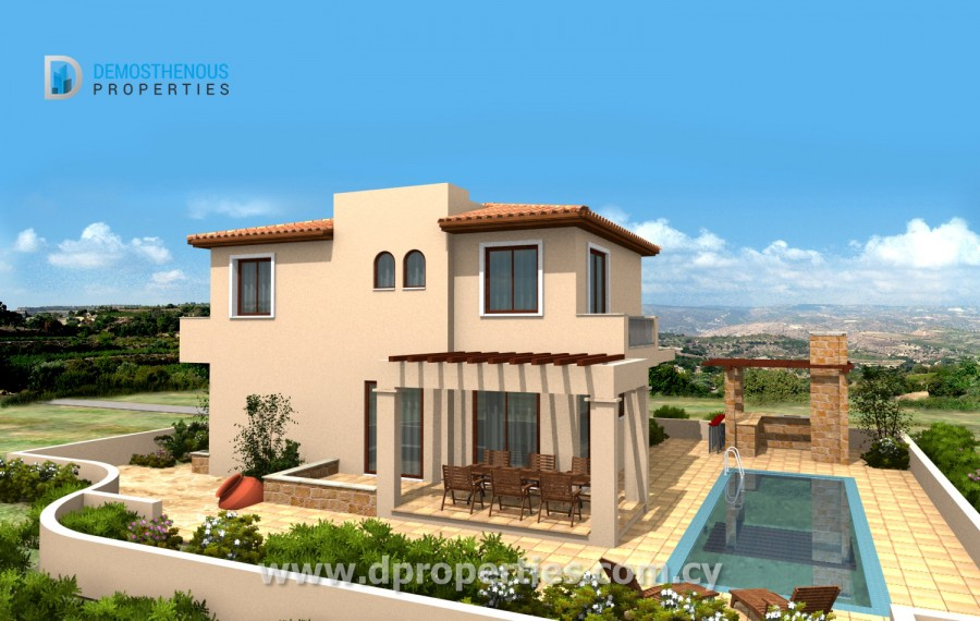For Sale Villa in Kissonerga