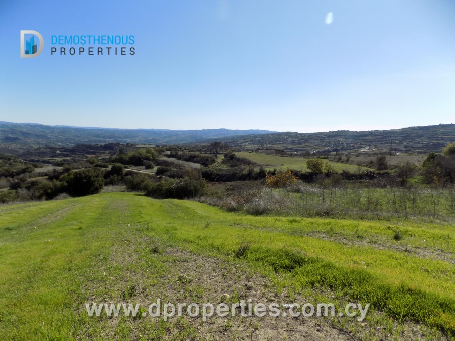 For Sale Residential Land in Polemi