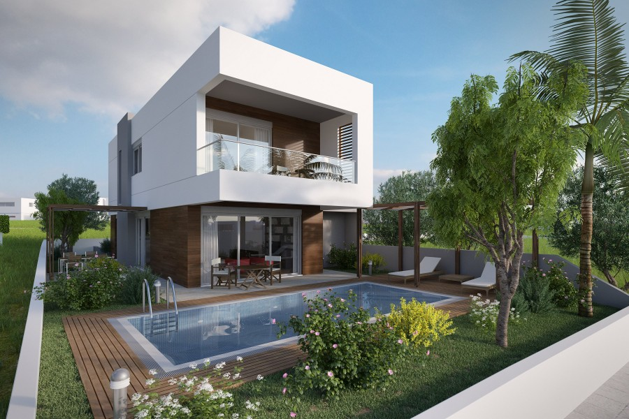 New Built Villa