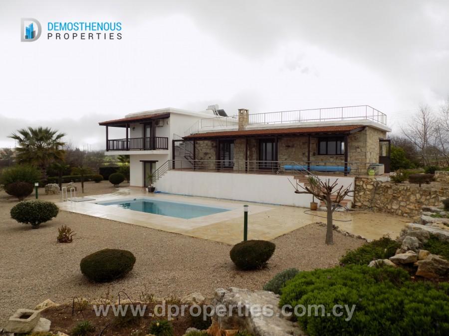 Villa in Drousia