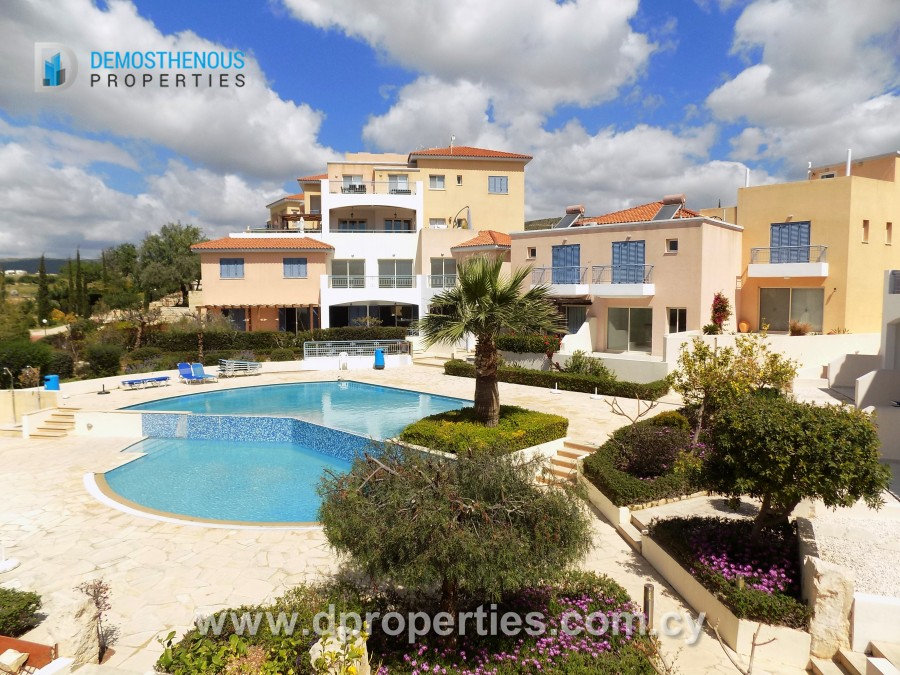 3 Bedroom Semi-Detached Townhouse in Anarita Chorio