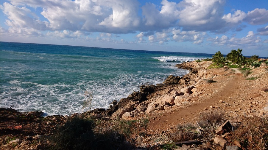 Paphos Sea Caves Residential Plot